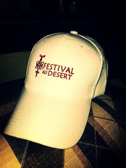 Casquette Festival au Désert