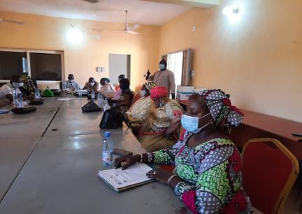 Session d'appui et accompagnement des mécanismes de Bougouni