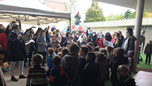 Inauguration de l'école de Millery le 10 octobre 2020