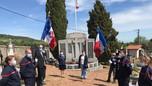 Commémoration du 8 mai 1945 à Messimy