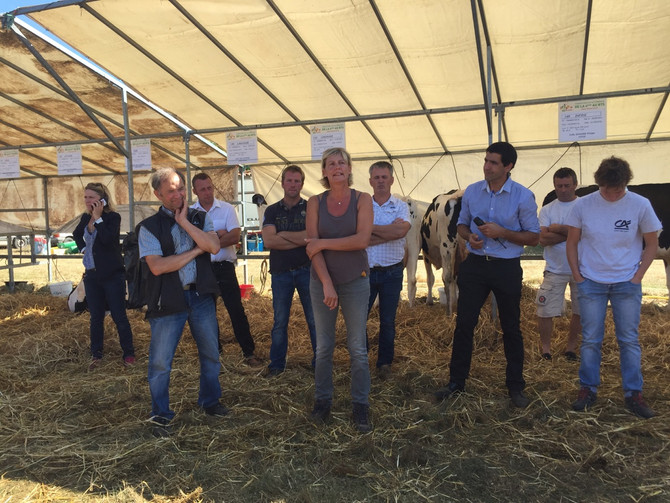 Fête de l'Agriculture à Saint Laurent de Chamousset le dimanche 2 septembre 2018
