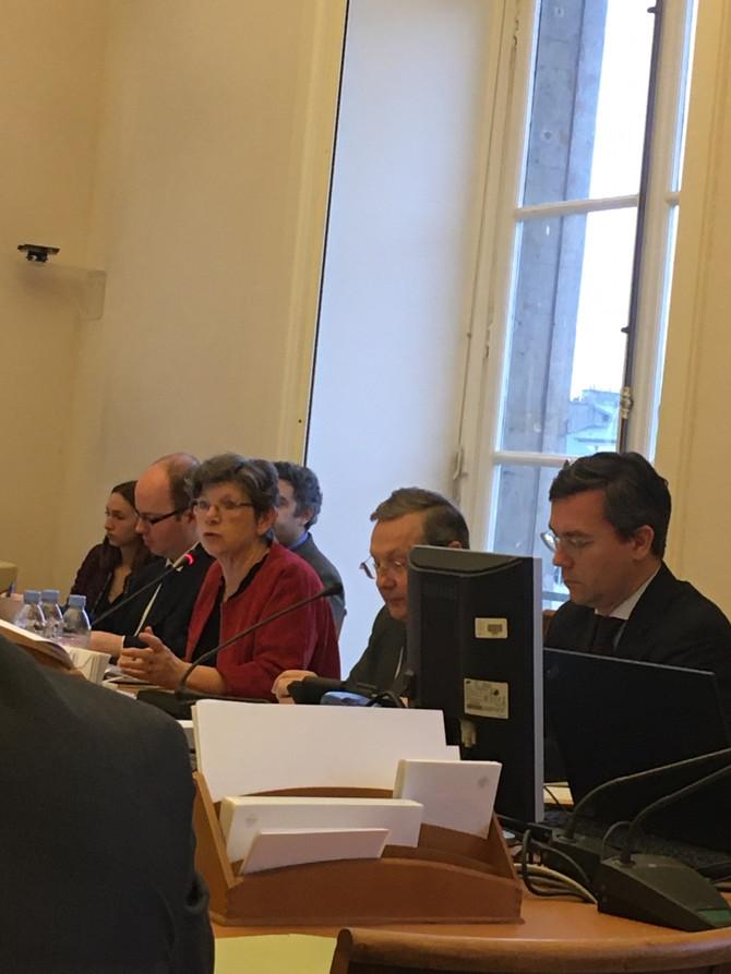 PLF 2020 Présentation rapport pour avis crédits Fonction Publique programme 148 en commission des lo
