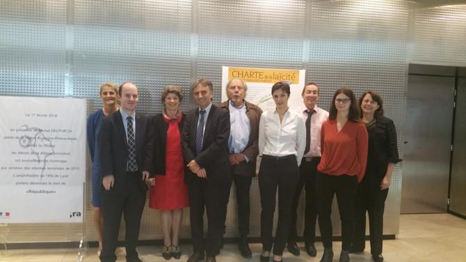 Auditions à l'Institut Régional d'Administration de Lyon