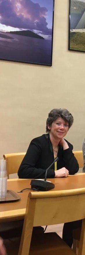 Nommée rapporteur sur la mission d'information sur le handicap dans la fonction publique
