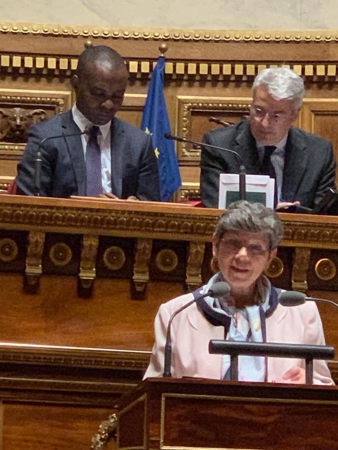 Projet de loi relatif aux compétences de la Collectivité européenne d'Alsace