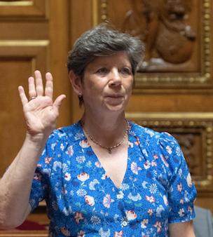 Catherine Di Folco élue juge titulaire à la Cour de justice de la République