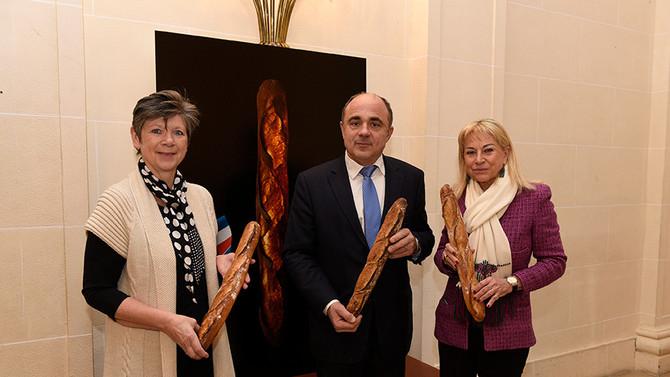 Inscription de la baguette de pain française à l'Inventaire National du Patrimoine Culturel Imma