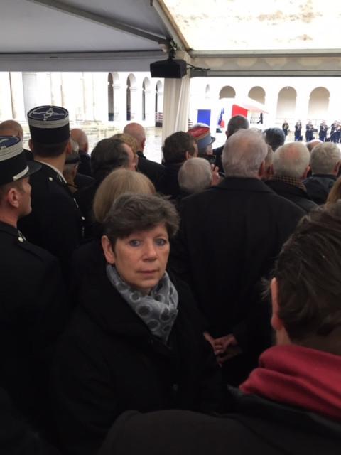Hommage émouvant au Colonel Arnaud BELTRAME