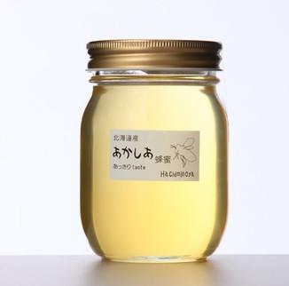国産蜂蜜450gについて
