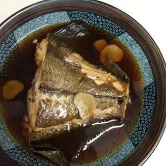 蜂蜜で煮魚が美味しい♡