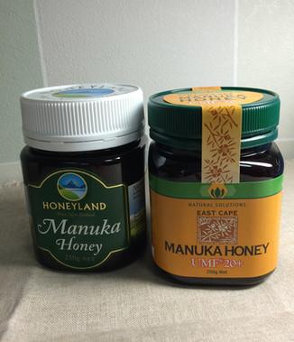 マヌカ蜂蜜の効果、効能、食べ方が紹介されました!