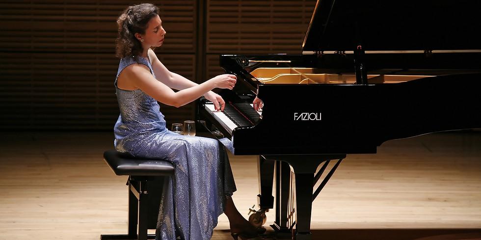 Angela Hewitt (Spotlight Chamber Concerts)