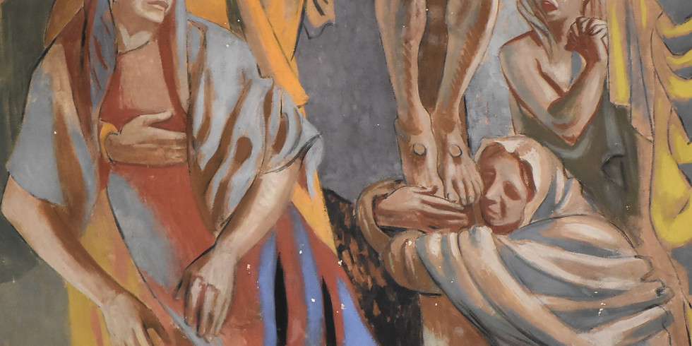 A Jewish Jesus: Art and Faith in the Shadow of World War II