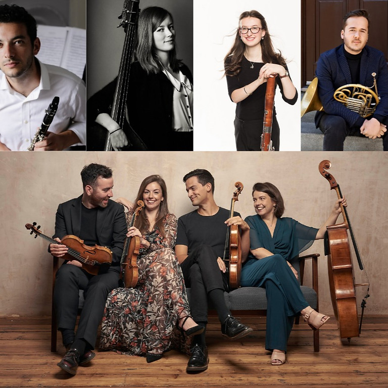 Solem Quartet & Friends (Spotlight Chamber Concerts)