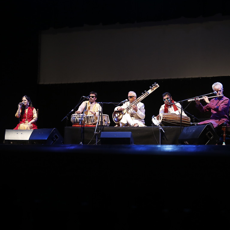 Folk Music of the World - The Inner Vision Orchestra