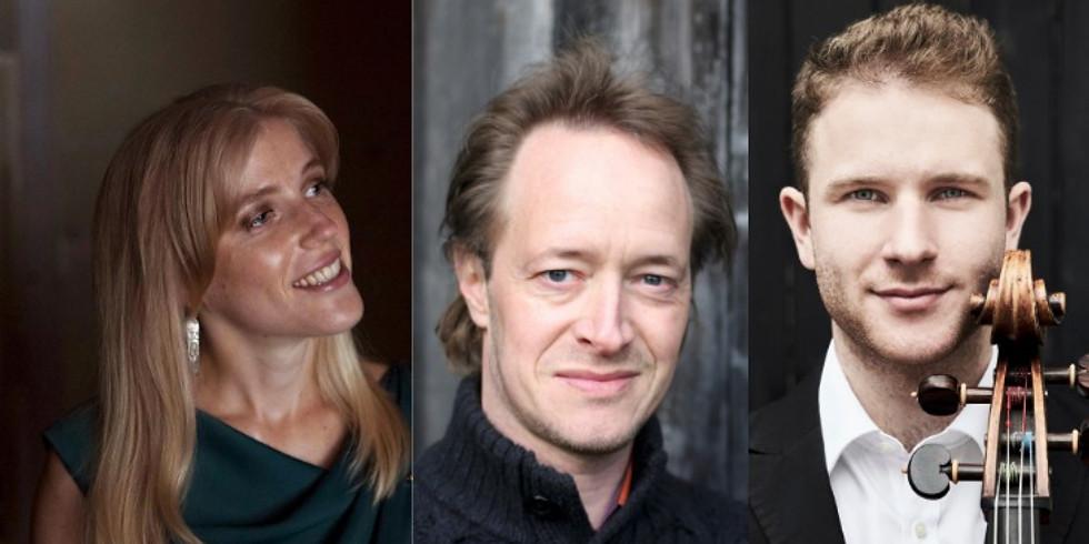 Anthony Marwood, Hélène Clément and Tim Posner (Spotlight Chamber Concerts)