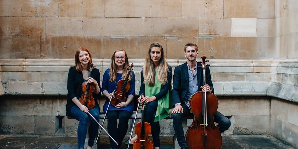 Consone Quartet (Spotlight Chamber Concerts)