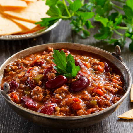 Three Easy and Nutritious Chili Recipes for Athletes
