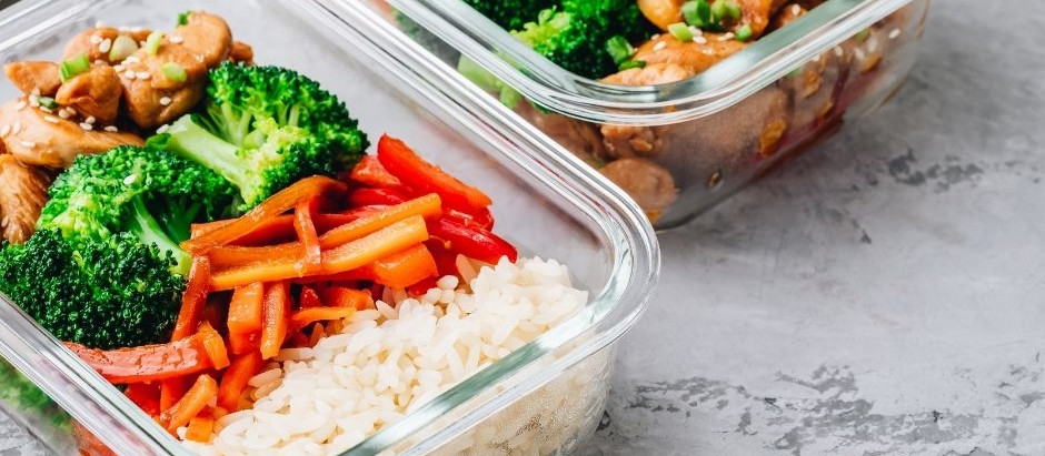 Meal Prep Basics For Athletes