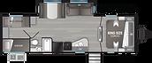 2021 Cruiser RV MPG 2800QB