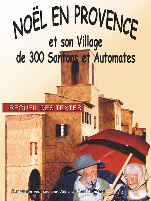 Recueil des Textes de  Noël en Provence