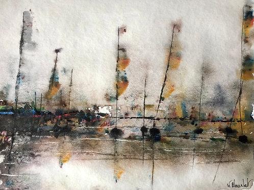 Aquarelle Armada