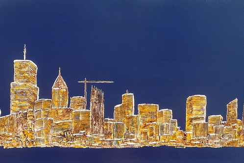 City Bleu  Vendue