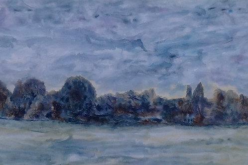 Horizon bleu 2