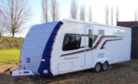 Caravan storage - Bar hill