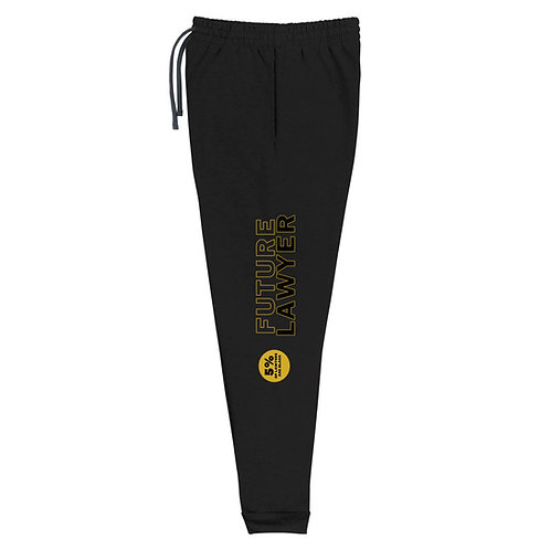 Gold Future Lawyer Joggers