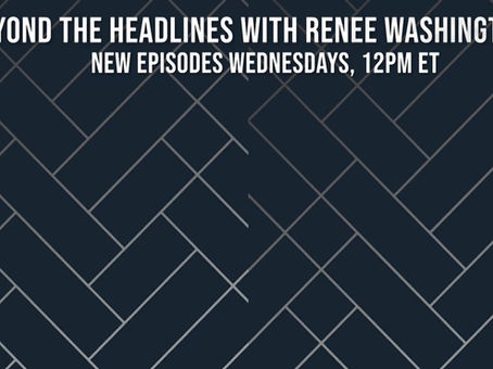 Attorney Jas in The Media: Fox Sports w/ Renee Washington on Behind The Headlines
