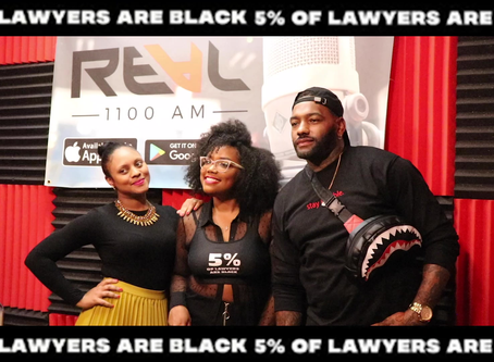 Attorney Jas in The Media: Afternoon Tea, REAL 1100 AM ATL