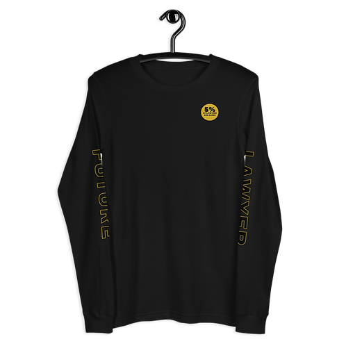 Gold Future Lawyer 5% Long Sleeve