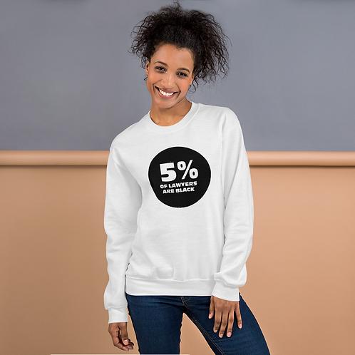 5% Sweatshirt