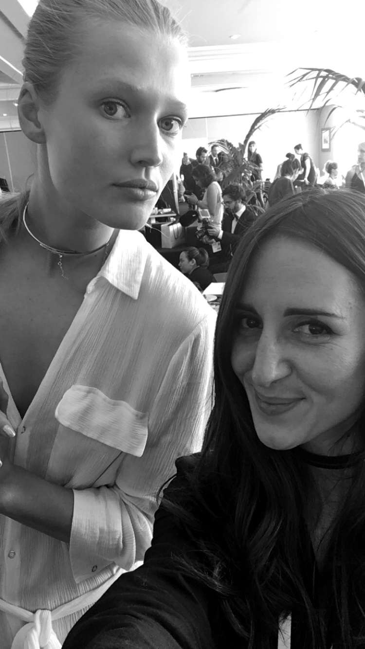 Toni Garn / Cannes 2016