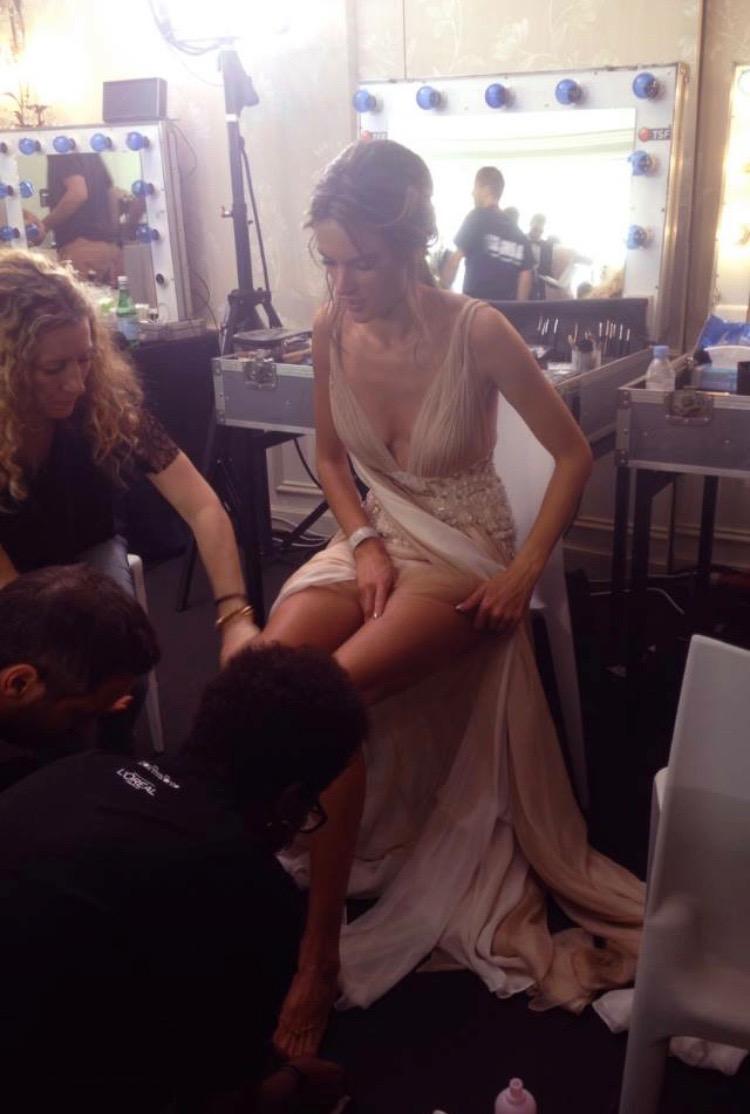 Lily Donaldson / Cannes