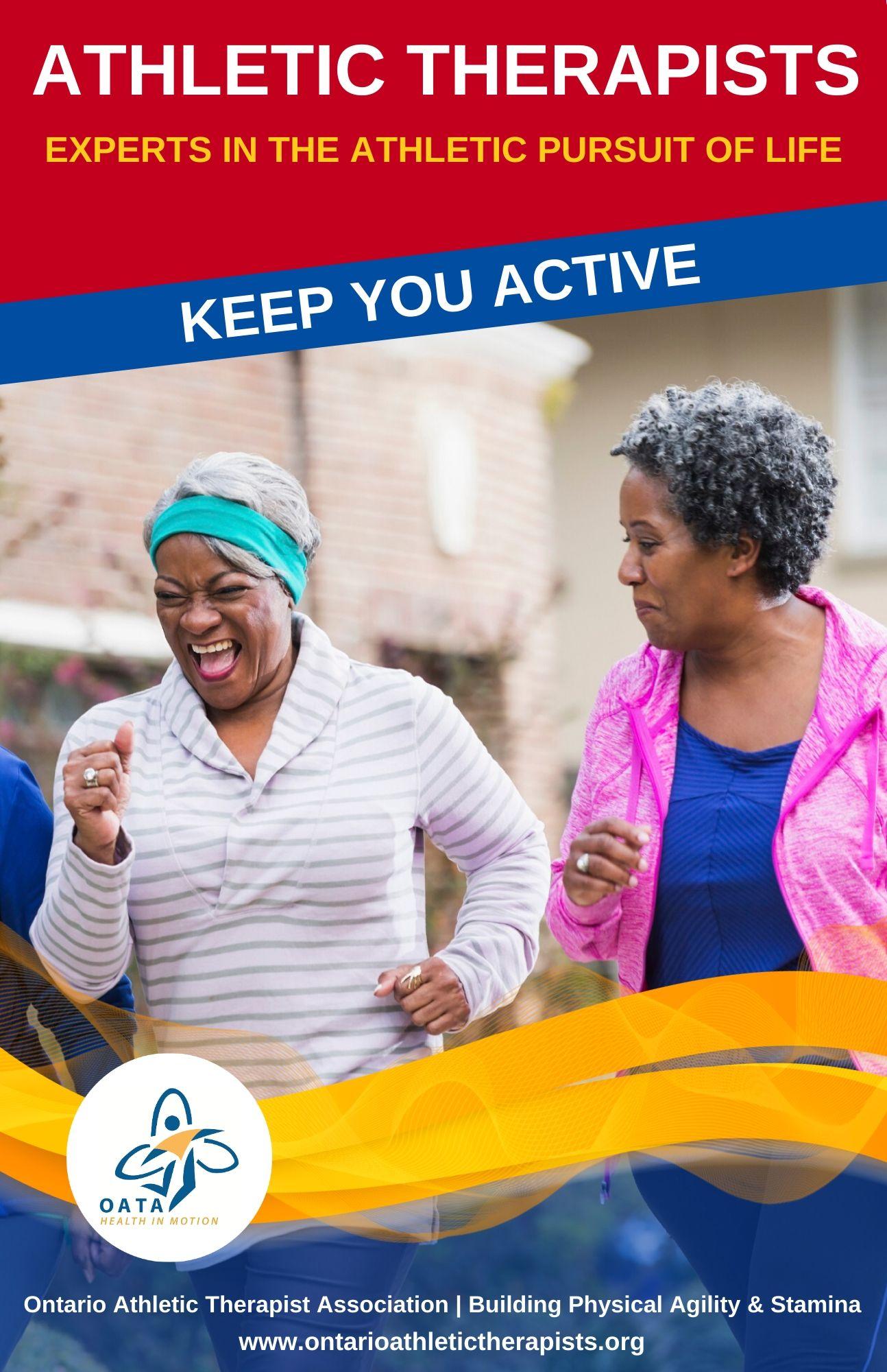 Keep You Active