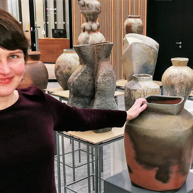 Pokalbis su keramike Beatriče Keleriene