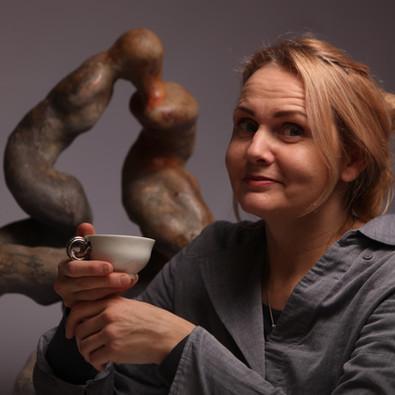 Pokalbis su keramike Egle Einikyte-Narkevičiene
