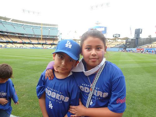 ¡Viva Los Dodgers y la Homework House!