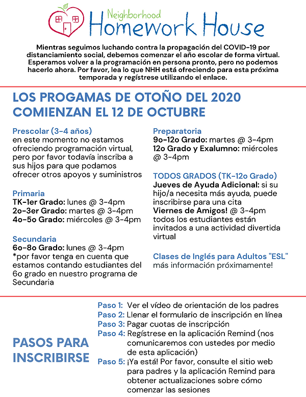 Fall 2020 Programs (spanish).png