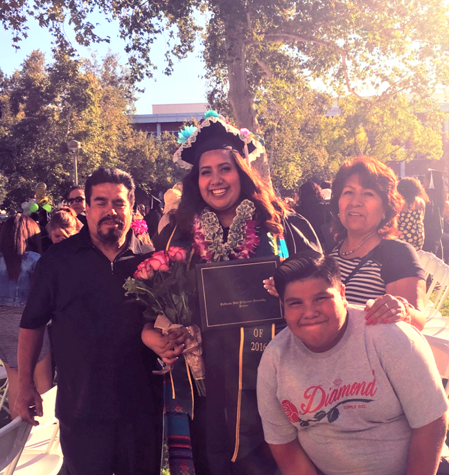 Meet Our Neighborhood College Graduate