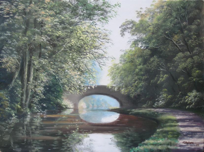 Oxford Canal Bridge