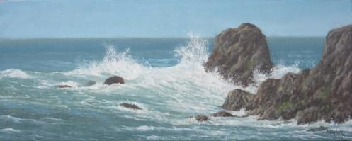 Surf & Rocks.