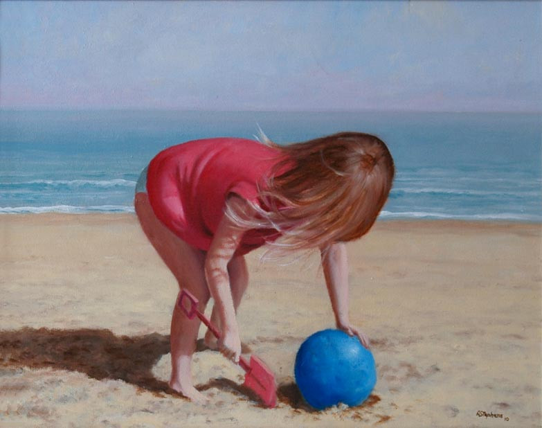 The Blue Ball