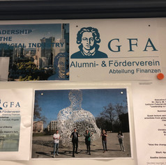 GFA @ Tag der Initiativen 2021 via live digital conference, May 4th, 2021