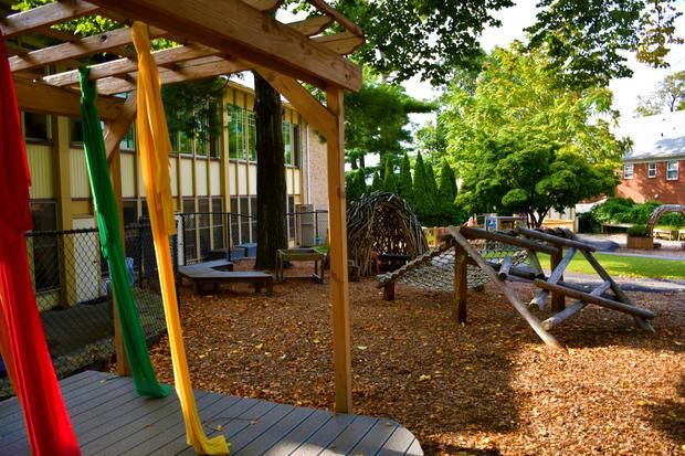 Outdoor Playspace