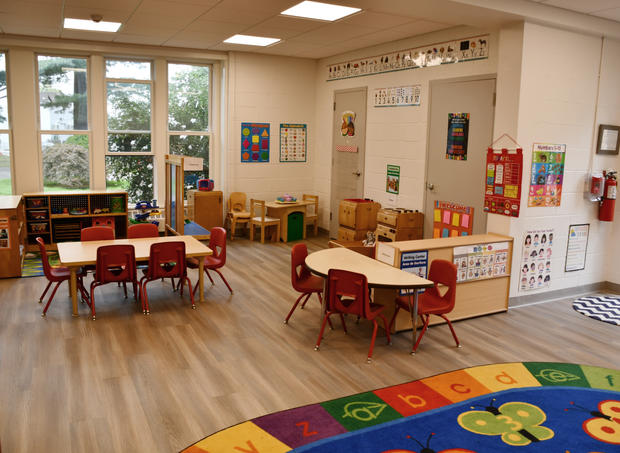 Red Room   (3's classroom)