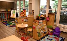 Green Room (3's classroom)