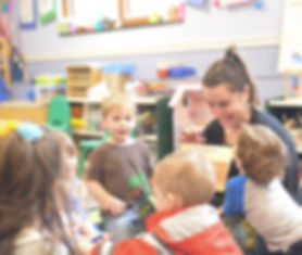 MCNS 2 Year Old Classroom